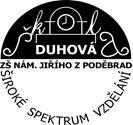 Základní škola, Praha 3, nám. Jiřího z Poděbrad 7, 8/168 Logo